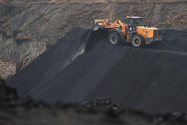 陝西千億礦權案近日因為卷宗丟失一事成為輿論焦點。圖為山西大同一家煤礦。