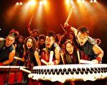 日本大和鼓表演团   安省万锦剧院激情演奏