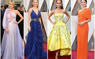 第88届奥斯卡颁奖礼,众星步红毯。(Getty Images/大纪元合成)