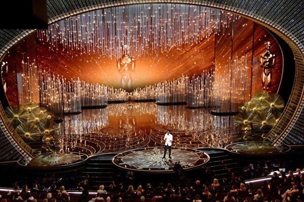 第88届奥斯卡颁奖礼现场。(Kevin Winter/Getty Images)