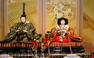 """日本""""女儿节""""与优雅的人偶娃娃"""