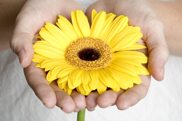 只有一颗懂得善良,舍得付出,懂得感恩的心,才会拥有一生的爱和幸福。(Fotolia)