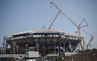 美網公開賽主球場伸縮屋頂 即將亮相紐約