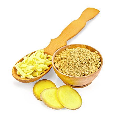 夏天吃姜可养生,尤其在早上吃姜,保健养生的效果更佳。(Fotolia)