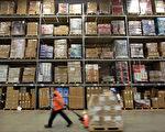 亞馬遜(Amazon)第二屆年度全球高級會員減價日「Prime Day」即將於7月12日午夜12點展開,為期24小時。(Matt Cardy/Getty Images)