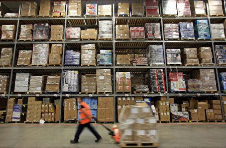"""亚马逊(Amazon)第二届年度全球高级会员减价日""""Prime Day""""即将于7月12日午夜12点展开,为期24小时。(Matt Cardy/Getty Images)"""
