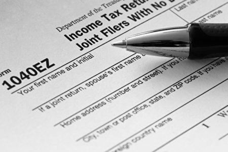 纳税人在报税季节要注意小心保护自己。(fotolia)