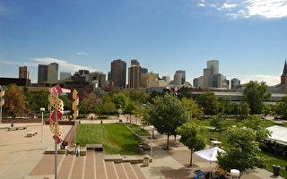 《美国新闻与世界报导》(U.S News & World Report)杂志周三(3月2日)发布全美宜居城市排行榜,科罗拉多州丹佛市(Denver)高居首位。图为丹佛市一景。(Fotolia)