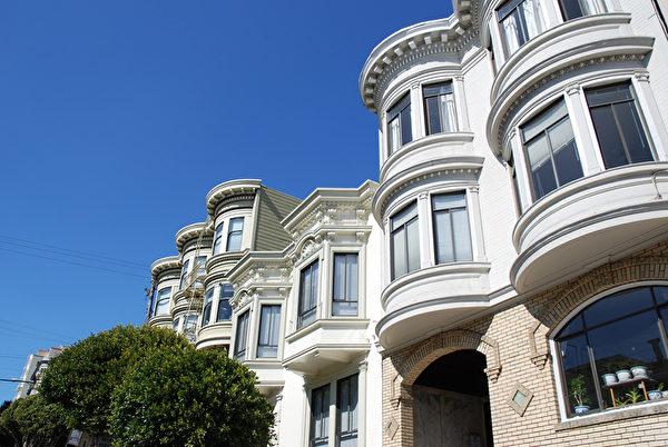 想在美国主要城市购房以加州旧金山买房最为辛苦,最低年收入必须超过14万美元。(Fotolia)
