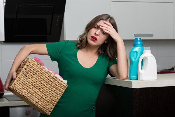 如果你用的洗衣精添加了和農藥相同的成分,你還敢用嗎?(Fotolia)