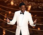 第88届奥斯卡颁奖礼主持人克里斯‧洛克。(Kevin Winter/Getty Images)
