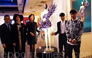 大人物慈善摄影展《梦想盒》台中场4日揭幕。(黄玉燕/大纪元)