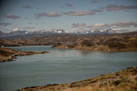 智利百内国家公园萨米恩托湖。(MARTIN BERNETTI/AFP/Getty Images)