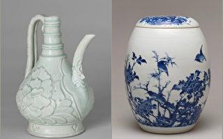 中國文物精品萃聚紐約亞洲藝術週