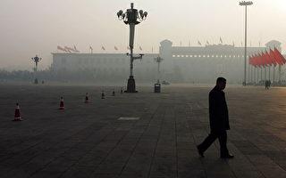 中共正在召开两会,外媒形容两会政治气氛紧张。 (Guang Niu/Getty Images)