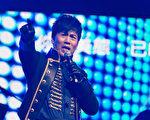 羅時豐成為台語歌手赴港開個唱的第1人。(環星娛樂提供)