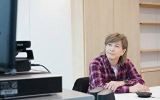 日本金牌制作人小室哲哉首度接受媒体视讯。(avex提供)
