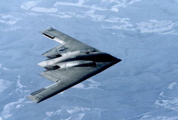 【視頻】B-2隱形轟炸機駕駛艙首次曝光