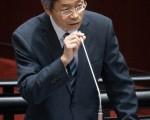 行政院长张善政针对京台高铁表示,台湾官方代表没有参与讨论,相信这些讨论纯粹是技术层次。(陈柏州/大纪元)