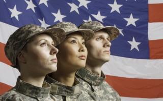 海豹突击队招收女步兵 演绎美国花木兰