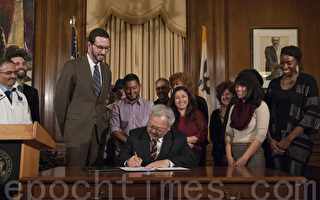 旧金山市长签字 购烟年龄限制提高到21岁