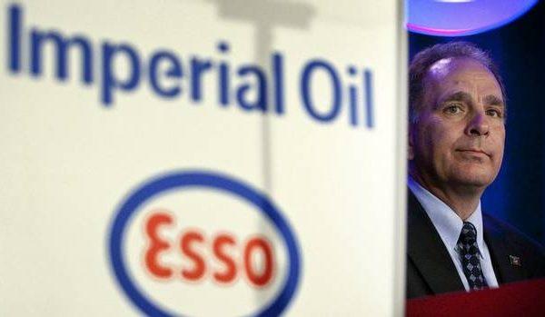 帝國石油公司28億出售Esso加油站