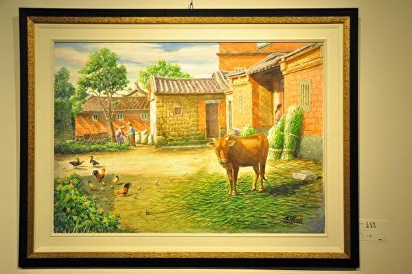 魏慶發舉辦個展 記錄台灣鄉土之美