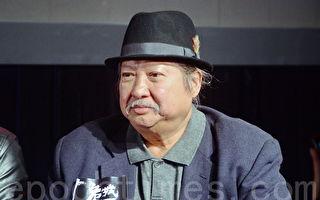 大病初癒復出拍戲 69歲洪金寶拄拐杖現身