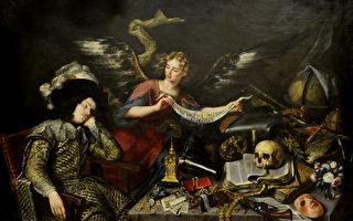 安东尼奥‧德佩雷达(Antonio de Pereda)的《骑士的梦》,约作于1655年。(公共领域)