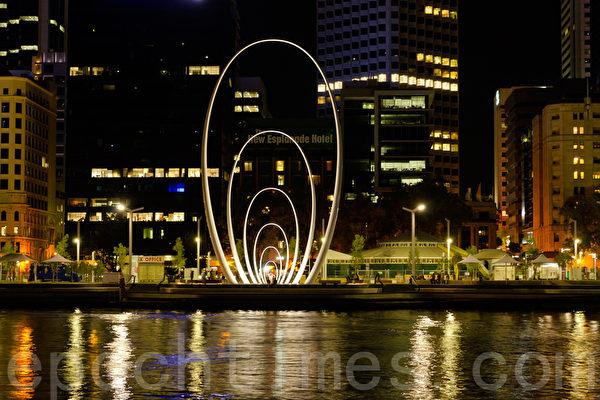 全球最宜居城市珀斯取代悉尼 排位第七