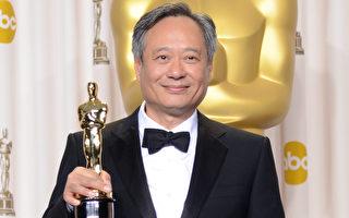 李安獲奧斯卡最佳導演獎資料照。(Jason Merritt/Getty Images)