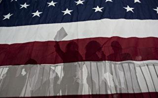 """美国大选推展近半,参选人""""南征北战""""为赢得更多选票。要想一路走到底,他们不仅需要选票支持,还需金主们的锦囊相助。(Andrew Renneisen/Getty Images)"""