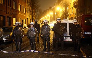 巴黎恐怖袭击主要嫌疑人萨拉赫‧阿卜杜勒-萨拉姆(Salah Abdeslam)在逃亡126日后,周五(3月18日)在比利时被活捉。(Carl Court/Getty Images)