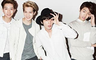 CNBLUE将于4月4日带来充满浪漫春天气息的情歌回归。(华纳提供)