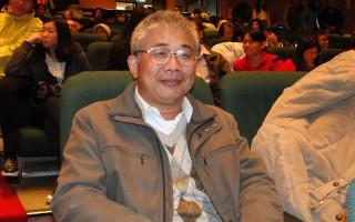 斗六市石榴国中校长王昇灿。(李芳如/大纪元)