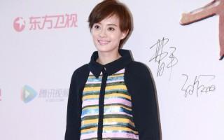 孙俪在北京出席时装品牌活动资料照。 (Lintao Zhang/Getty Images for Dior)