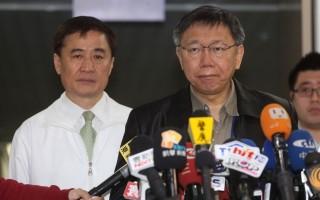 台北市长柯文哲29日表示,不要等悲剧发生才惩处,如何防止更重要。(中央社/提供)