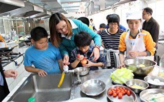 守護孩子健康成長 偏鄉學童苗栗農工做早餐