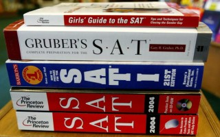 考生曝SAT试题答案考前在网上传播