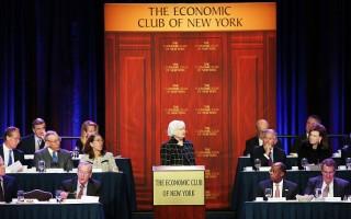 美聯儲主席耶倫近日表示,美聯儲將緩慢加息。(Photo by Spencer Platt/Getty Images)
