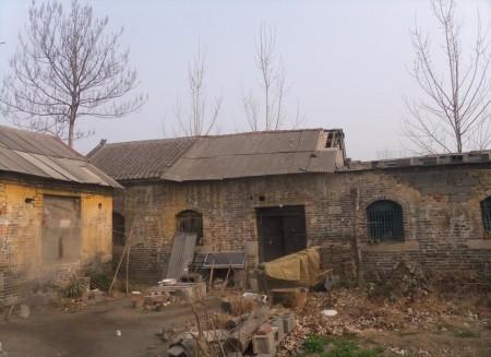 这是我老家,当年铁道游击队吃,住工作的地方。刘金山(刘洪大队长)让我的种衍俊爷爷认他干爸。(作者提供)