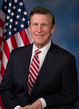 美国会众议员唐纳德‧拜尔(Donald S.Beyer)。(官方网站)