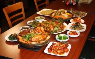 韩国城螃蟹料理(Crab House)