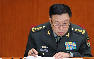 继房峰辉落马后,中共军委前副主席范长龙也传出被调查的消息。(WANG ZHAO/AFP/Getty Images)