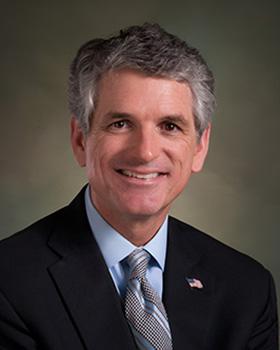 美国会众议员斯科特‧里热尔(Scott Rigell)。(官方网站)