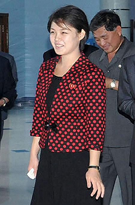 李雪主(AFP)