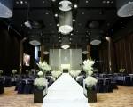高雅溫馨的韓國首爾帝諾彩婚禮堂