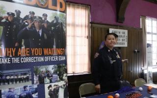 纽约惩教署招2000狱警 五月考试