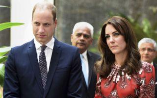 组图:凯特王妃访印 英印设计混搭惊艳全场