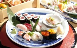 日本美食(摄影: 爱德华 / 大纪元)